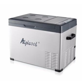 Автомобильный холодильник компрессорный Alpicool C 40 л.