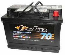 Аккумуляторная батарея DEKA 9AGM48