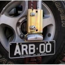 Крепление для домкрата ARB на кронштейн запаски