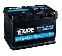 Аккумуляторная батарея EXIDE EK 800