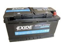 Аккумуляторная батарея EXIDE EK 920