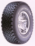 Шины BF GOODRICH All-Terrain