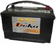 Аккумуляторная батарея DEKA 727FMF CCA 850