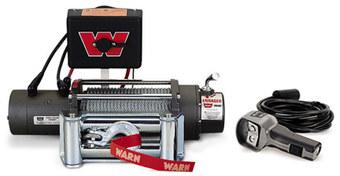 Лебедка WARN 6000M 12V монт. комплект