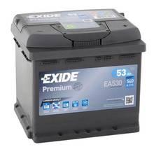 Аккумуляторная батарея EXIDE EA 530