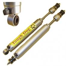 Амортизатор задний регулируемый Toughdog для JEEP Wrangler JK, лифт 40 мм, шток 40 мм, 9 ступеней регулировки