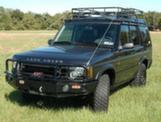 Бамперы для Land Rover Discovery II