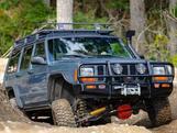 Подвеска Jeep Cherokee XJ