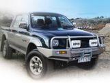 Бамперы для Mitsubishi L200 1997 - 2005
