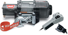 Лебедка ATV WARN 3,0 ci  с т\у 1380 кг