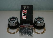 Комплект механических муфт (хабов) AVM-429 MANUAL (PATHFINDER/TERRANO I)