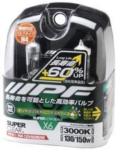 Автолампа газонаполненная IPF H1 (3200к)