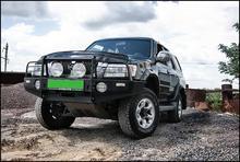 Бампер АНВИР передний Gr Wall SUV G5