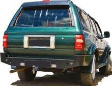 Бампер АНВИР задний Gr Wall SUV G5 с калиткой