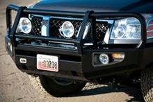 Бампер ARB для Nissan NP300 (08-...)
