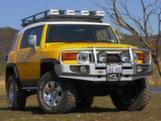 Бамперы для Toyota FJ Cruiser
