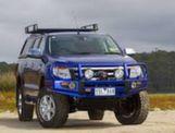 Бамперы для Ford Ranger T6 (2011-...)