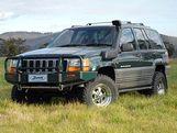 Подвеска Jeep Grand Cherokee ZG