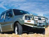 Бамперы для Suzuki Jimny
