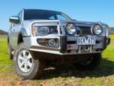 Бамперы для Mitsubishi L200 (2005 - ...)