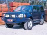 Бамперы для Nissan NP300