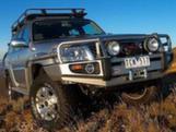 Бамперы для Nissan Patrol Y61