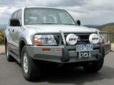 Подвеска Mitsubishi Pajero (2000-...)