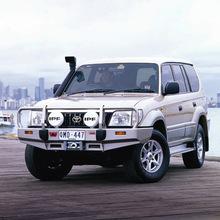 Бампер ARB передний Deluxe TLC Prado 90 с расширителями арок