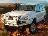 Бамперы для Toyota Land Cruiser Prado 120