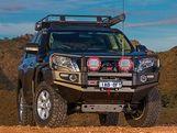 Бамперы для Toyota Land Cruiser Prado 150