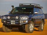 Бамперы для Toyota Land Cruiser 100