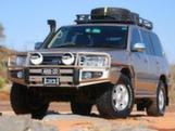 Бамперы для Toyota Land Cruiser 105