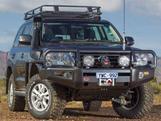 Бамперы для Toyota Land Cruiser 200