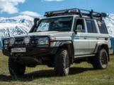 Бамперы для Toyota Land Cruiser 76