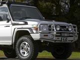 Бамперы для Toyota Land Cruiser 78