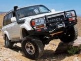 Бамперы для Toyota Land Cruiser 80
