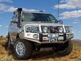 Бамперы для Toyota Hilux VIGO (2005 - 2014)