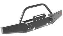 Бампер OJ передний УАЗ Хантер площадка, дуга,стандарт
