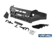 Бампер RIVAL передний TLC Prado 150 2017+