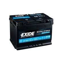 Аккумуляторная батарея EXIDE EK 900