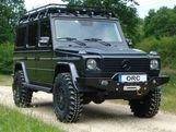 Подвеска Mercedes G