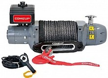 Лебедка ComeUp Winch DV-12s Light 12V