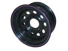 Диск колесный Off-Road Wheels 5х8 R16 5 х 120.75.1 черный ЕТ0