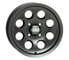 Диск литой STI HD1 12x7 (4/110; ET +10; 5+2) Black