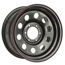 Диск колесный Off-Road Wheels Nissan 6*114.3 6х8 R16 черный +25