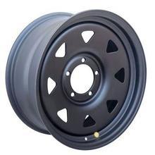 Диск колесный Off-Road Wheels УАЗ R18  5х139.7 8J E20 черный матовый А17