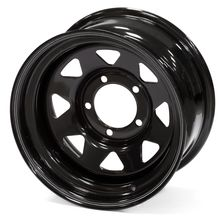 Диск колесный Off-Road Wheels УАЗ R17  5х139.7 8JJ ET0 черный А17