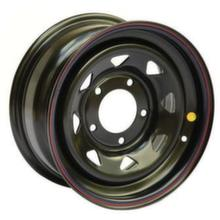 Диск стальной Off-Road Wheels НИВА 5х7 R16 ЕТ+25 черный A17