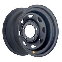 Диск колесный Off-Road Wheels 5х127 R17 ЕТ-0 JEEP Wrangler JK с треугольными отверстиями