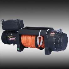Лебедка MW E12500S 12v (тяговое усилие до 5410 кг) с синтетическим тросом